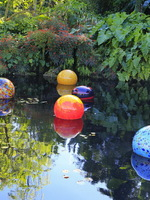 Chihuly Floats