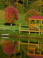Gazebo, Reflection Pond I