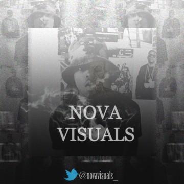 Nova Visuals Mixtape Cover