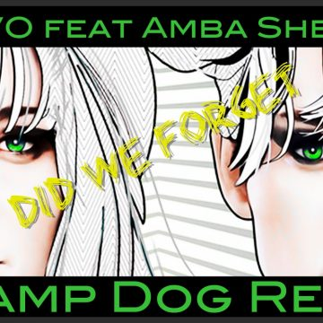 NERVO - Did We Forget (Swamp Dog Remix) ft. Amba Sheperd