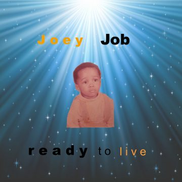 Ready To Live Album Art