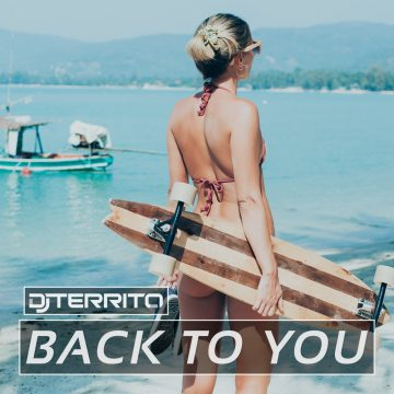 DJ Territo - Back To You - Cover 1000x1000