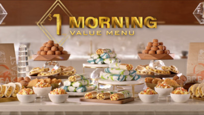 "TACO BELL ""Morning Value Menu"" - Trevor Shepard"
