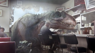 "AT&T ""Dinersaur"" - Murray Butler"