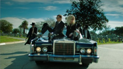 "THE KILLS ""Doing it to Death"" - Wendy Morgan"
