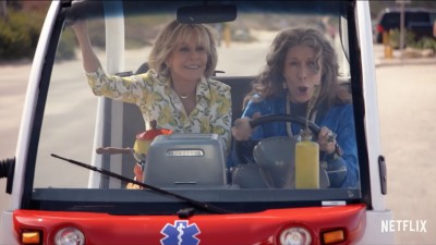 GRACE AND FRANKIE (Season 1-5) - Various