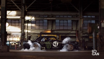 "GYMKHANA 7 ""Wild In The Streets"" - Ben Conrad"