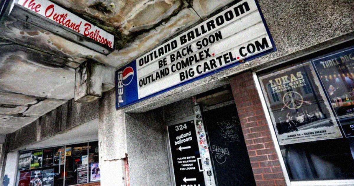 Outland Ballroom Cancels Sale After Social Media Backlash