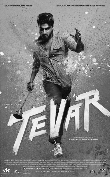 Tevar_Official_Poster bw