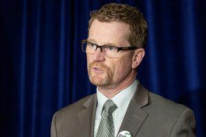 BC Health Minister Terry Lake Photo credit: BC Newsroom