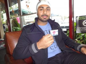 Kashmir Hundal