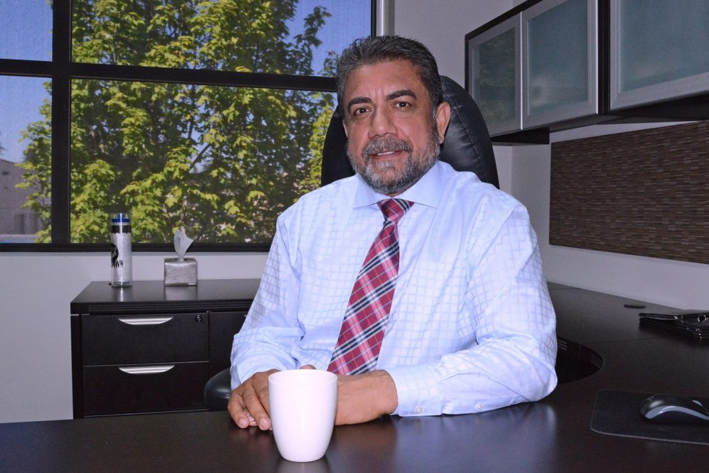Sukh Dhaliwal, Liberal Candidate for Surrey-Newton. Photo: Ray Hudson