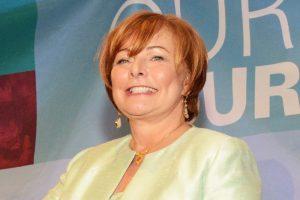 File photo of Surrey Mayor Linda Hepner Photo: Ray Hudson