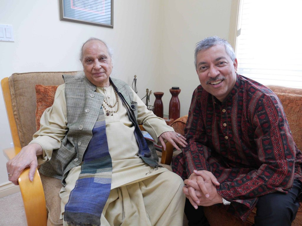 Pandit Jasraj and Kamal