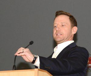 Chris MacCauley Keynote, Senior Vice President CBRE (Commercial Real Estate Servcies) Canada