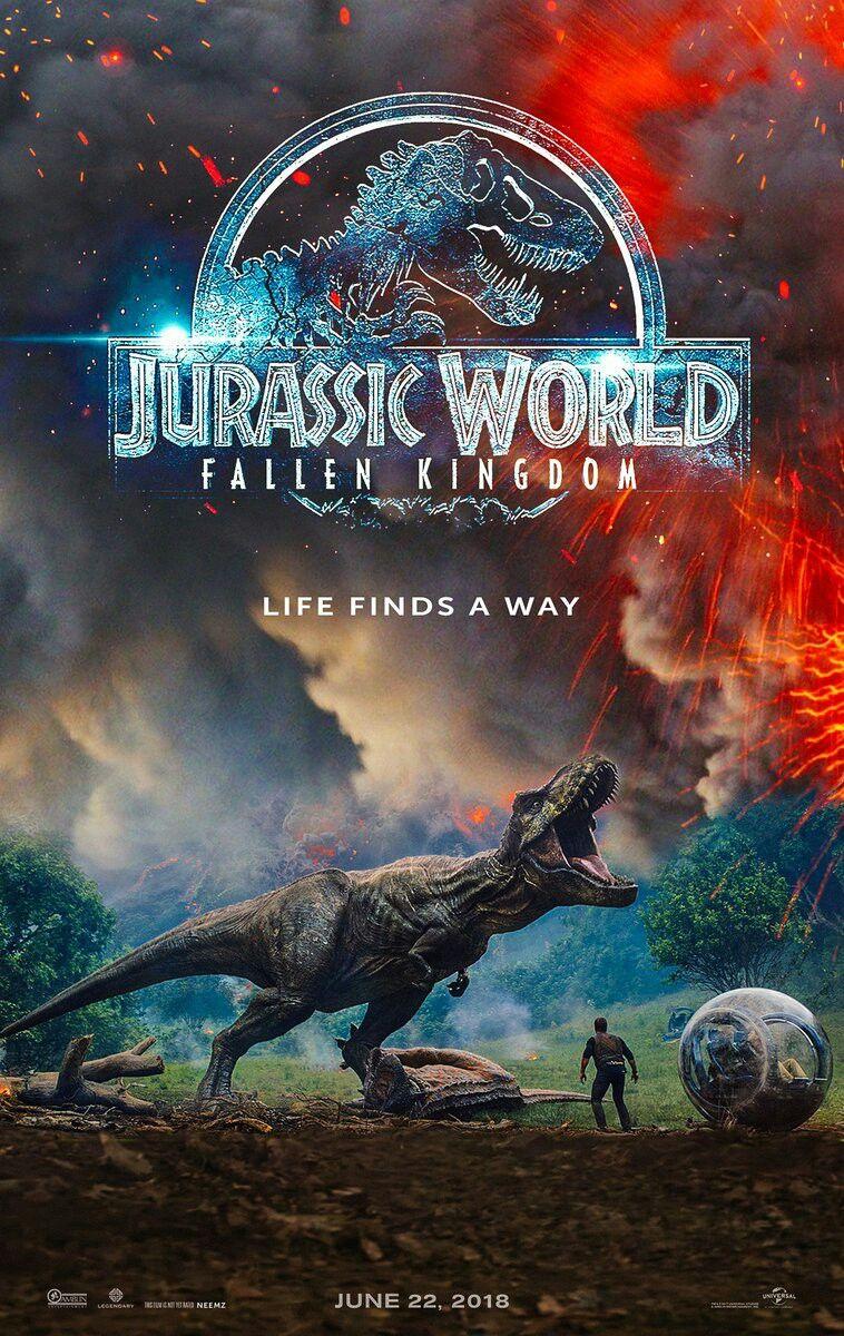 Jurassic World: Fallen Kingdom (PG) **** – By Shirl