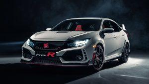 2018 Honda Type R pic 2