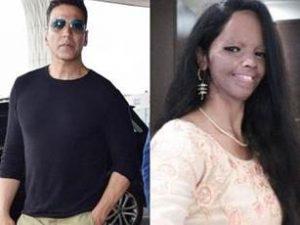 Akshay and Lakshmi