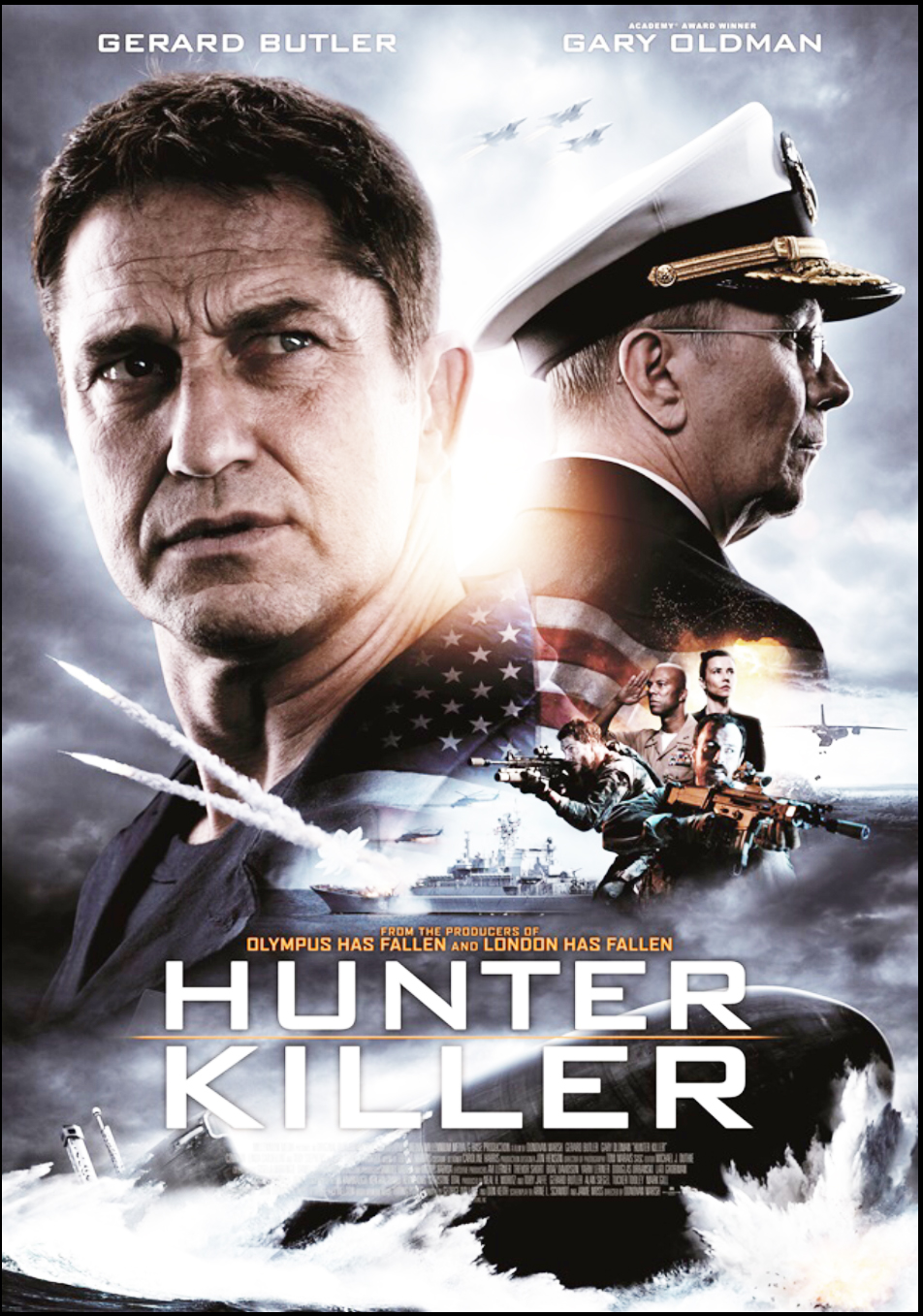 Hunter Killer Movie
