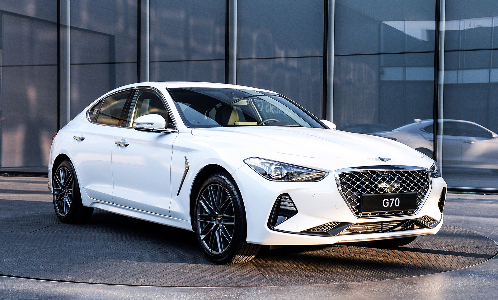 by asian journal auto editor the genesis g70