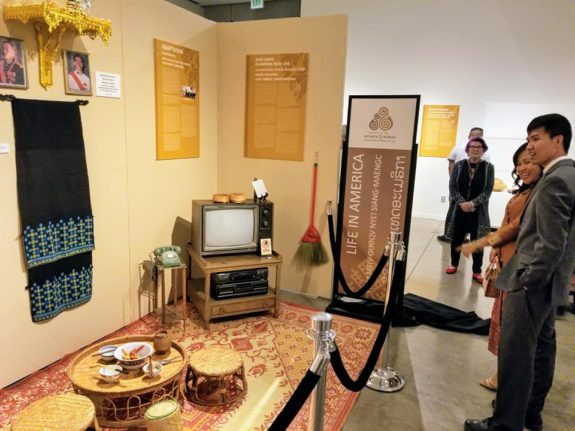 Refugee Museum Exhibit Opens in Redding