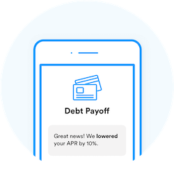 Debt Payoff Screen