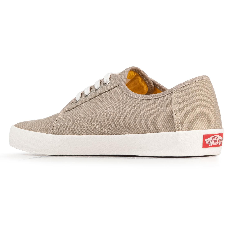 b952f73f7a696f Item Description. Vans OTW Costa Mesa Mens Skateboarding Shoes Washed Khaki  Marshmallow