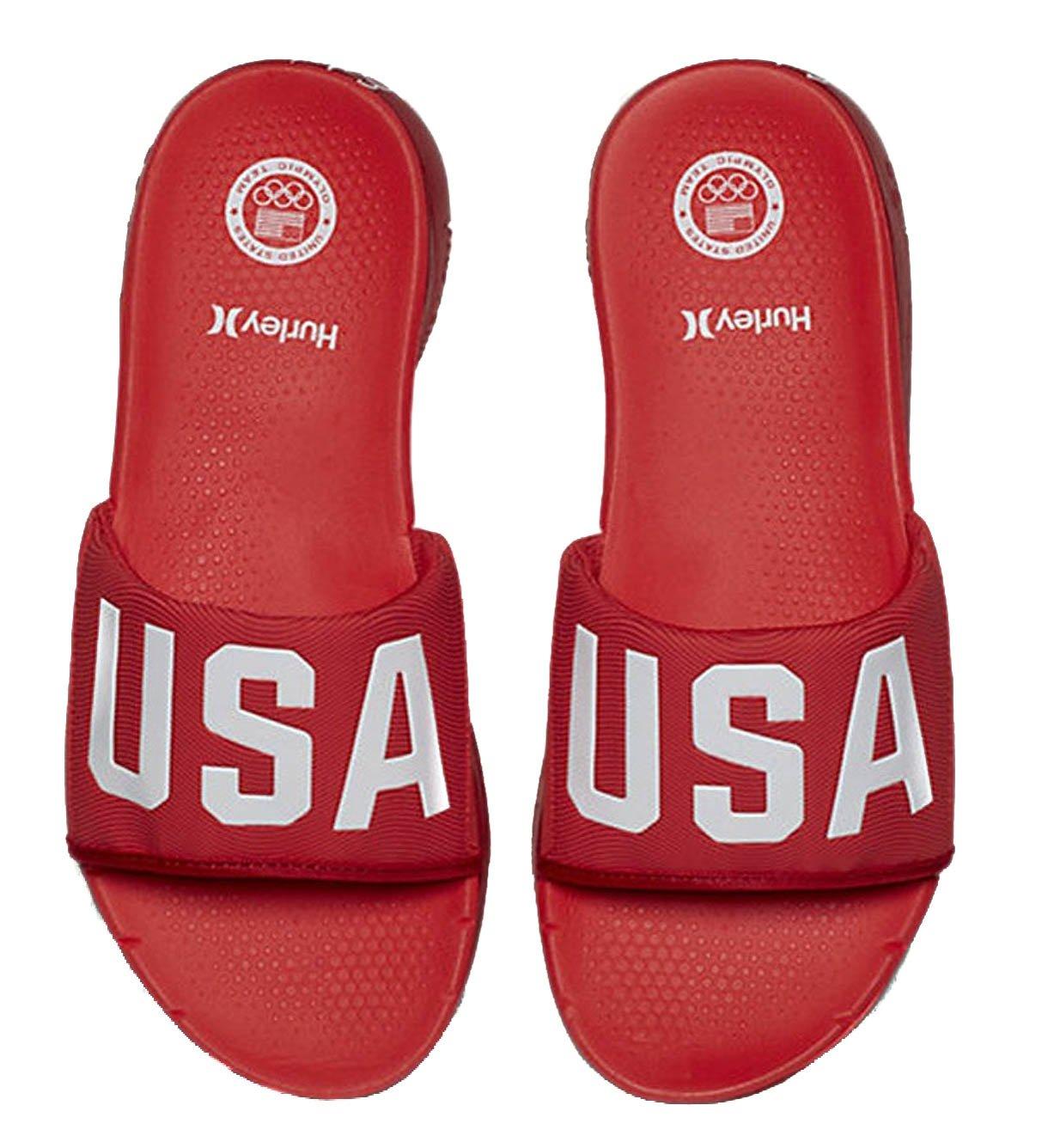 d598185b9c3c Details about Hurley MSA0000290 Men s Phantom Free (USA) Slide Sandal