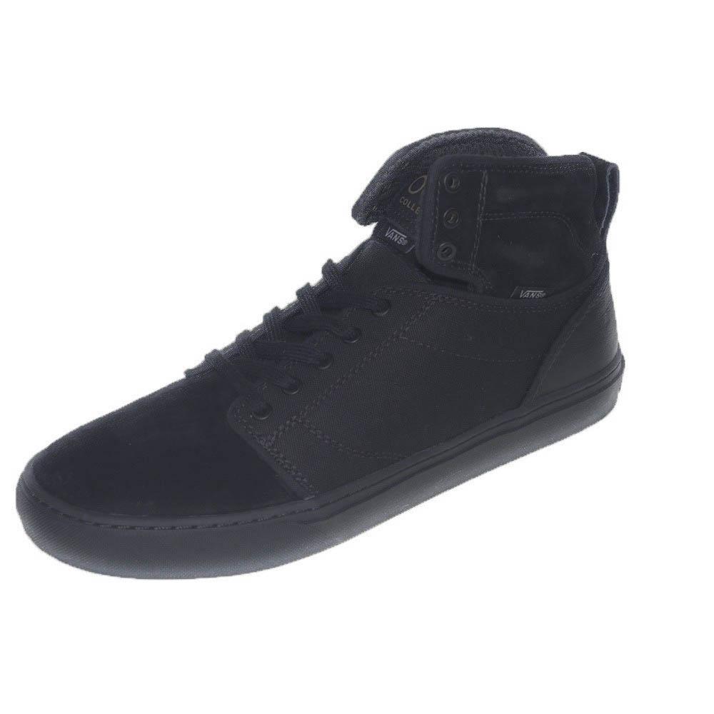 edca9c29cf Details about Vans Alomar (Basic) Black White Men s Skateboarding Shoes