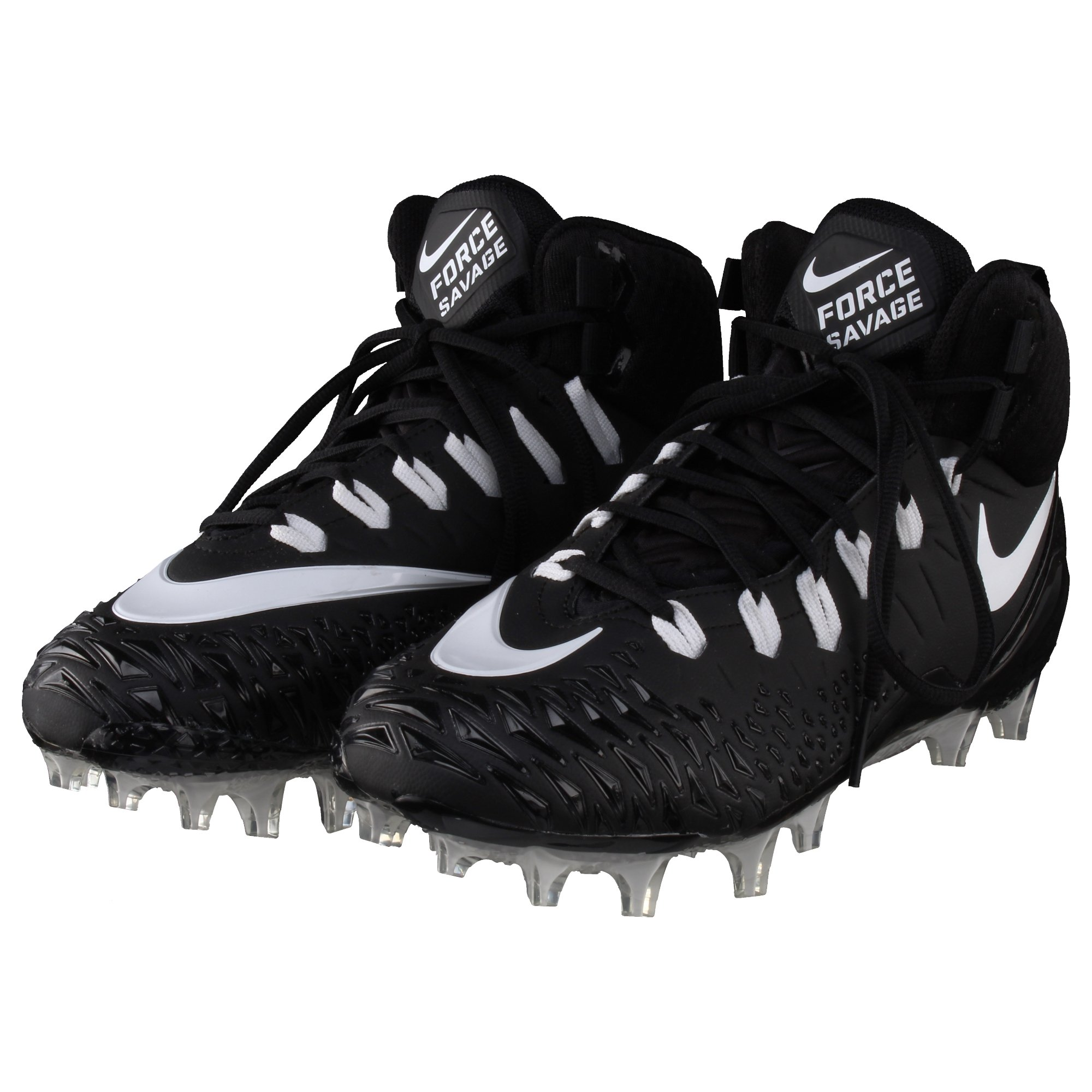 5059c7f67758 Details about NIKE Force Savage Elite TD (Wide) Football Cleats Size 12, 14  NIB