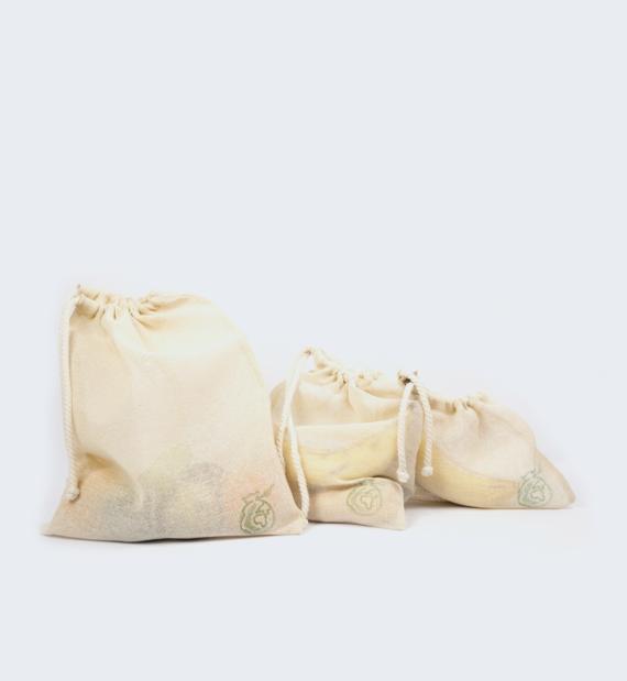 Image result for bolsas de tela para fruta