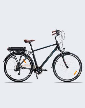 Bicicleta-Eléctrica-City