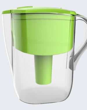 Jarra-para-Purificar-Ionizar-y-Alcalinizar-Agua-Verde