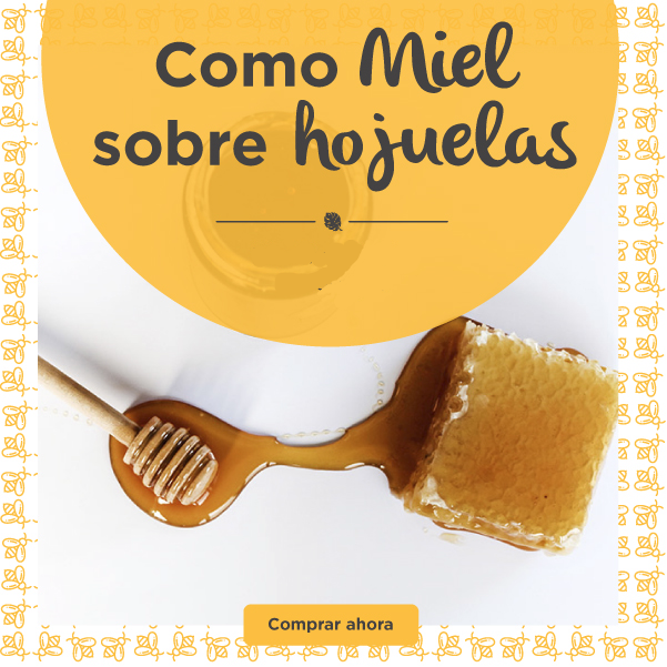 Productos con miel