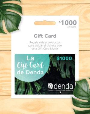 Gift Card Denda
