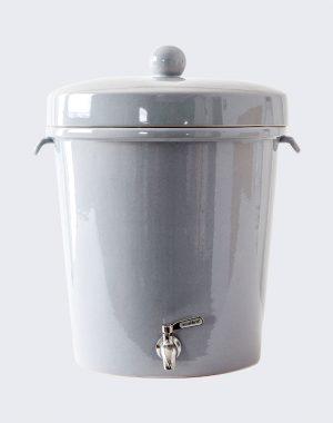 Ecofiltro-de-Ceramica-de-20-L-con-Llave-de-Acero-Gris