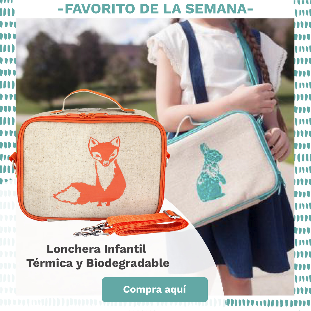Lonchera Infantil Biodegradable
