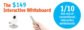 IS-01 Interactive Whiteboard System