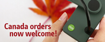 Canada orders now welcome!