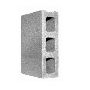 Peso  13.1 kg,  Medida de Resistencia  mínima a  ruptura Mayor de 80 kg/cm²,  medidas Largo 39.5cm, Ancho,14.5cm,Alto 19.5cm