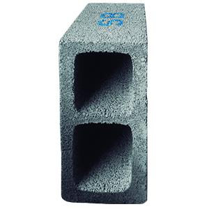 Peso 17.97kg, Medida de Resistencia mínima a ruptura Mayor de 80 kg/cm² , medidas Largo 39.5cm, Ancho 19.5cm, Alto 19.5cm.
