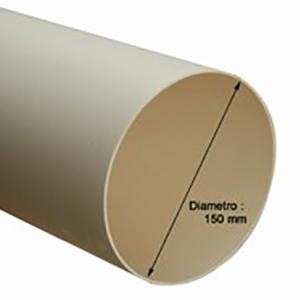 Se fabrica de acurdo a NMX-E-199/1 con extremos lisos, evita sedimentos que provocan las obstrucciones.
