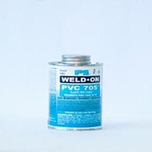Cemento transparente de viscosidad gruesa, gran capacidad de rellenar espacios entre tubería y conexión debido a su viscosidad gruesa Cumple con los estándares de ASTMD2564