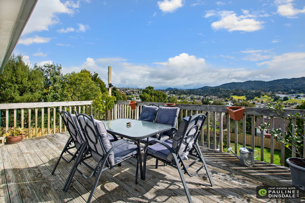 First home buyers - a house with views