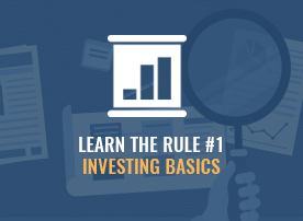 Rule One Investing