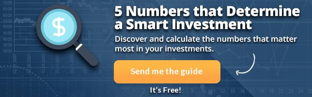 Big 5 Numbers of Investing
