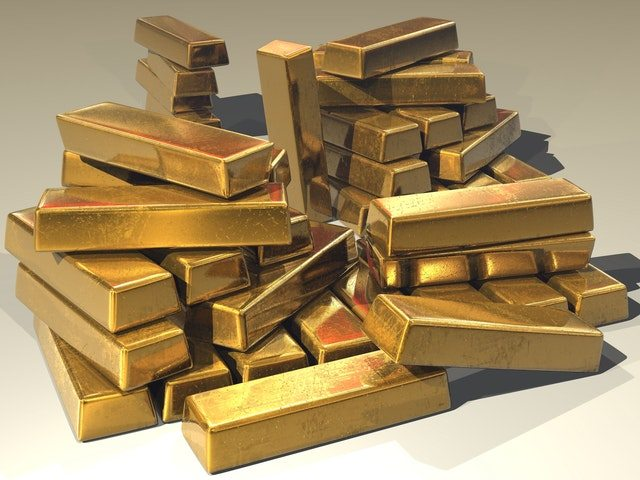 types of investments gold