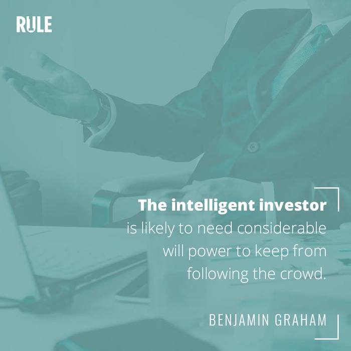 ben graham value investing quote
