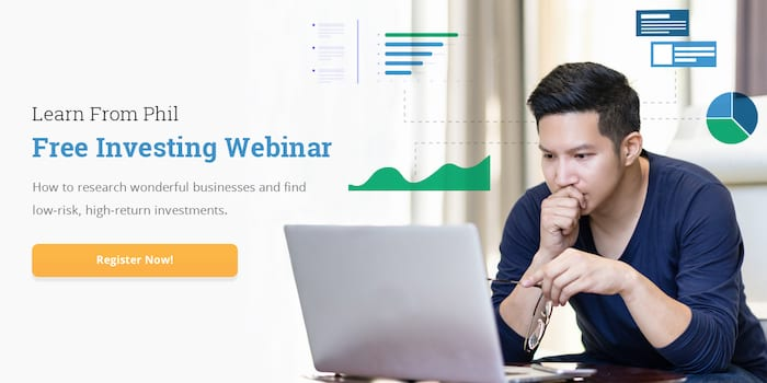Free transformational webinar for finding low-risk, high-return investments