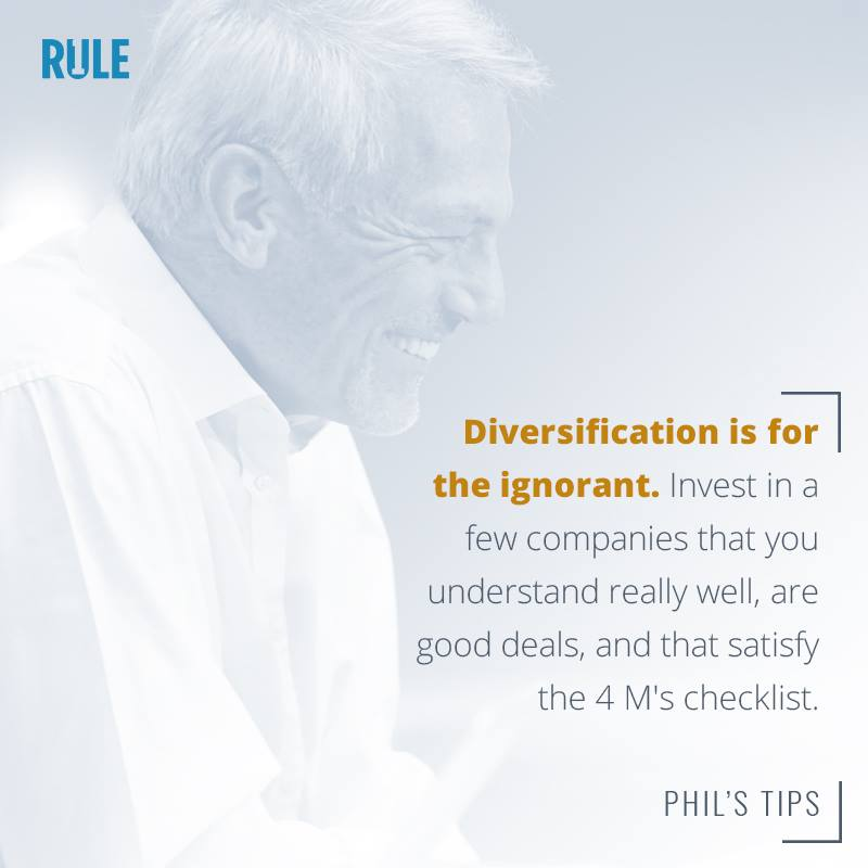 diversification-is-for-the-ignorant
